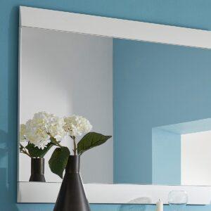 Miroir MACAO blanc