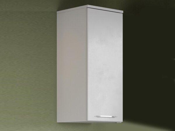 Armoire suspendue ARVALET 1 porte blanc