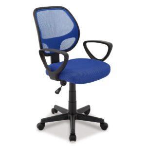 Chaise de bureau BURITOS bleu