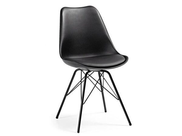 Chaise RAFFA noir
