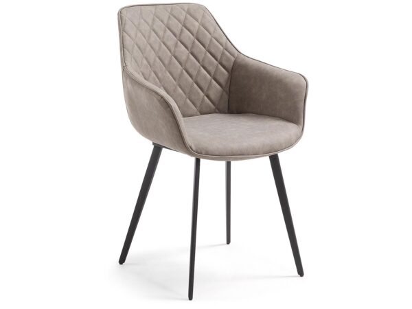 Chaise MIRRAS taupe