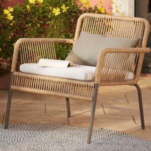 Chaise de jardin SAMUEL beige