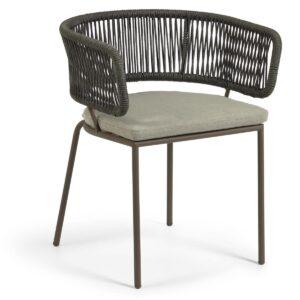 Chaise de jardin ADINO vert