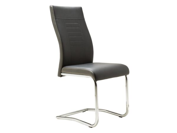 Chaise LUCY noir