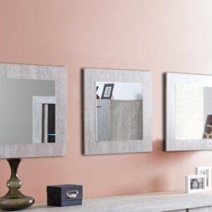 Lot de 3 miroirs JAKARTA valonia