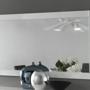 Miroir MADONNA 140 cm blanc laque
