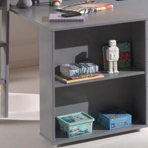 Bureau pour lit ALIZE 94 cm gris