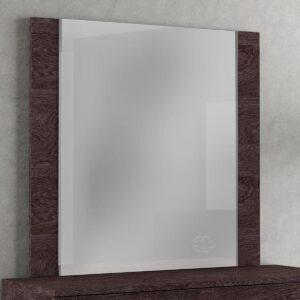 Miroir PRADO 116 cm noyer laqué